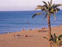 Дения, пляж Les Marines
