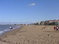 Дения, городской пляж