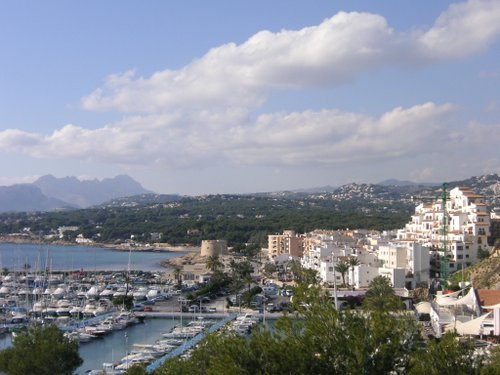 Морайра - красивый курорт Испании на побережье